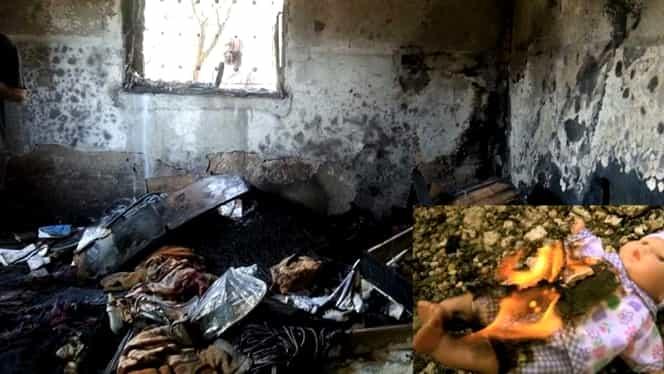 Familia nu are bani să-și înmormânteze băiețelul de 3 ani ars de viu! Apel umanitar către români