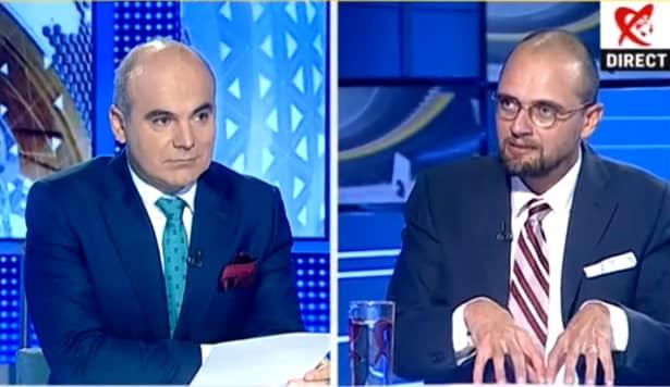 """Oreste a luat foc după ce Gușă l-a numit """"securist"""": """"Sunt un jurnalist cu gura mare!"""" Continuarea e halucinantă"""