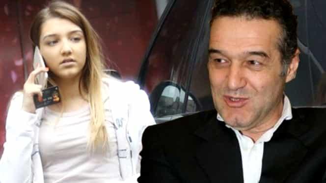 Fata lui Gigi Becali, blondă, în costum de baie la Mamaia! E superbă! FOTO