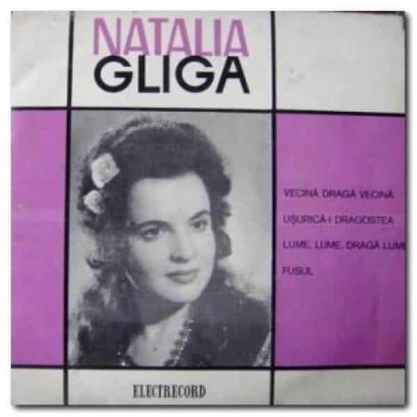 A murit Natalia Gliga
