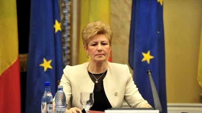 Judecătorul CCR Livia Stanciu a fost dată afară de la Institutul Național al Magistraturii