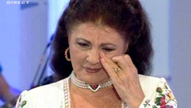 """Irina Loghin, mesaj încărcat de tristețe: """"Într-o zi te părăsesc"""""""