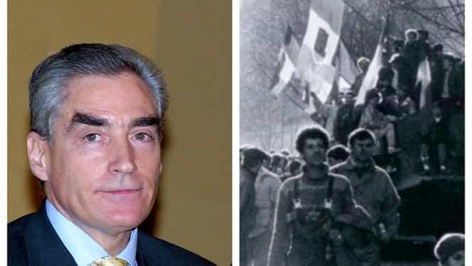 """Petre Roman, dezvăluiri despre Revoluție! """"Caseta cu procesul și execuția Ceaușeștilor a fost montată de Sergiu Nicolaescu. Montajul era foarte prost"""""""