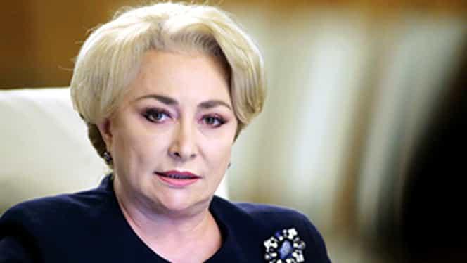 Viorica Dăncilă, discurs în Parlament despre prioritățile Președinției Consiliului UE