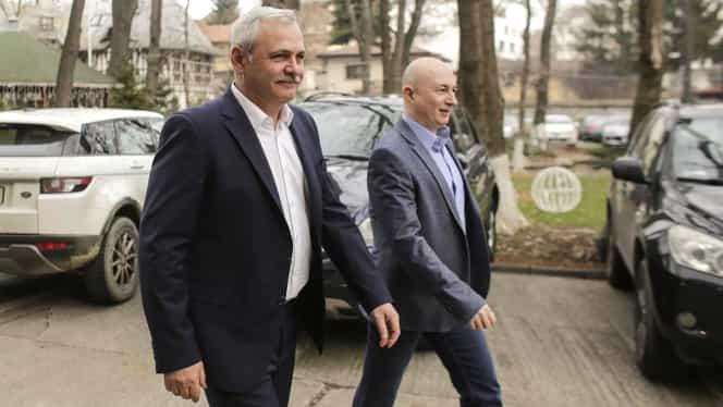 """Codrin Ștefănescu, mesaj de ziua lui Liviu Dragnea: """"Te așteptăm acasă, camarade!"""""""