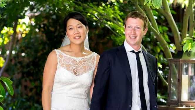 Mark Zuckerberg, cofondatorul Facebook, şi soţia sa aşteaptă o fetiţă