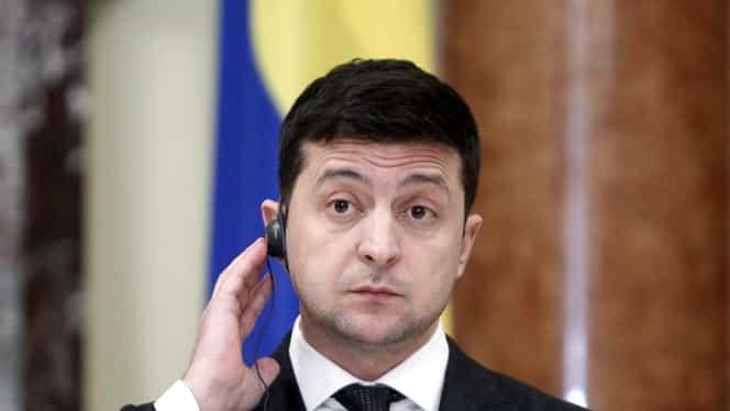 """Volodomir Zelenski, președintele Ucrainei, declarație care a încins spiritele! """"România a ocupat nordul Bucovinei în 1918"""""""
