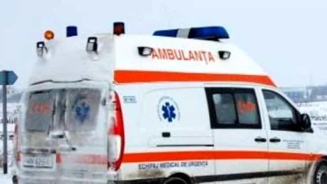 Viscol în multe zone din ţară! Un bărbat din Vrancea a fost găsit mort pe stradă