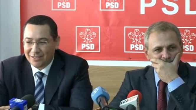Decizia radicală luată de Victor Ponta. Ce va face în cazul în care Liviu Dragnea va deveni președintele României