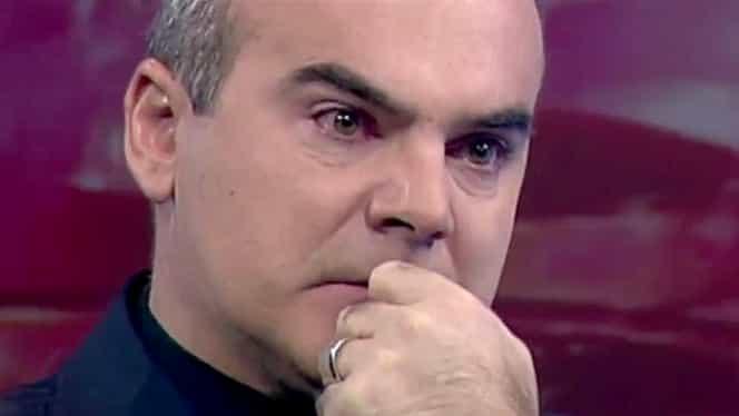 Rareș Bogdan, în lacrimi, la revenirea la Realitatea TV! Scrisoarea de la Oreste, care l-a emoționat atât de tare