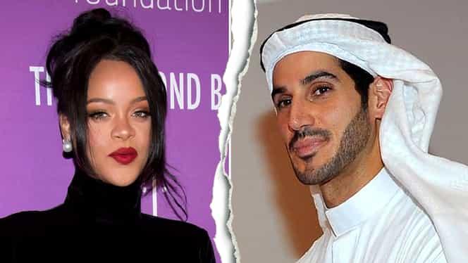 Rihanna s-a despărțit de Hassan Jameel după trei ani de relație. Sauditul are o avere de 2,2 miliarde de dolari