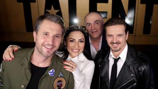 Românii au Talent Live pe Pro TV – Vineri, 10 mai