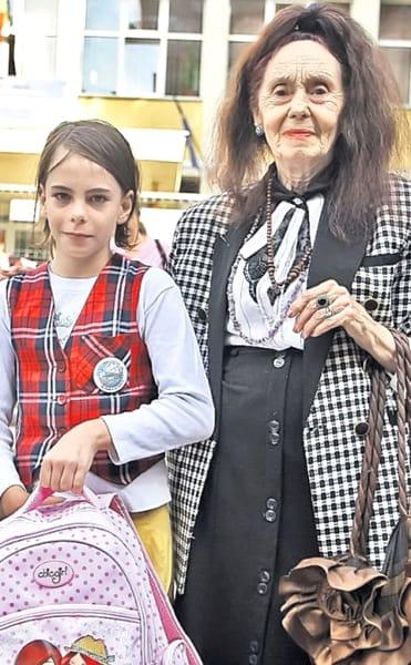 Adriana Iliescu depune contestatie pentru fiica ei