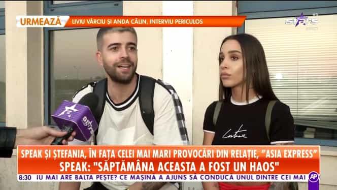 Cine este Ștefania, perechea lui Speak de la Asia Express! S-a cuplat cu ea după despărțirea de Adelina Pestrițu