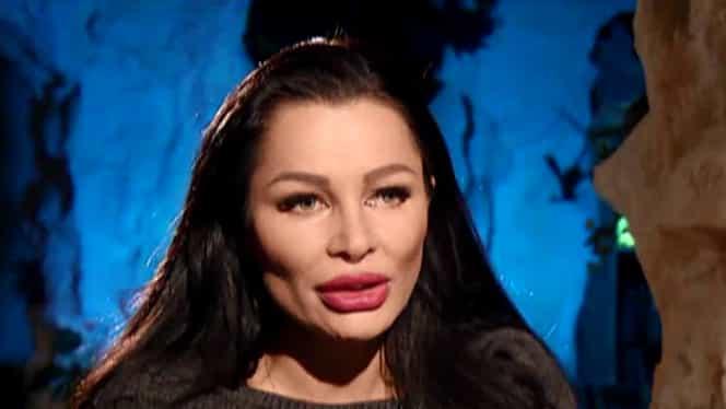 Cum arăta Brigitte Sfăt înainte de operațiile estetice. GALERIE FOTO