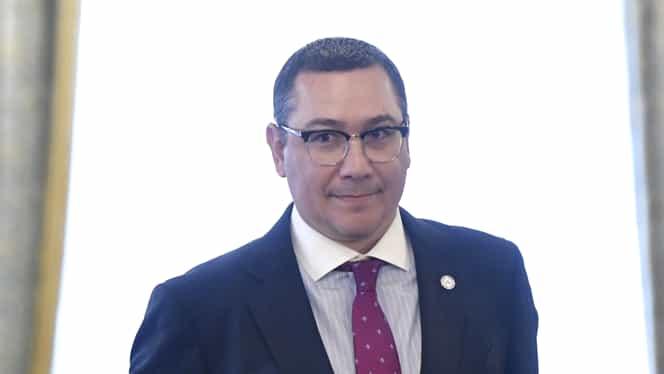 """Victor Ponta vorbește despre o alianță cu PSD. """"Cu o alianță pe stânga va lua peste 32%, poate chiar 35%"""""""