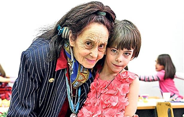 """Adriana Iliescu, situație jenantă!  Ce a scris Eliza, fiica acesteia, pe Facebook, la """"mamă"""""""