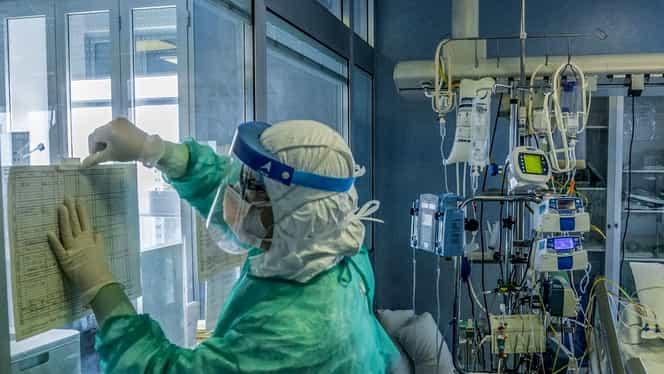 Cine este bărbatul care a murit miercuri dimineaţa de coronavirus! Mărturia cutremurătoare a soţiei, asistentă la spitalul din Suceava