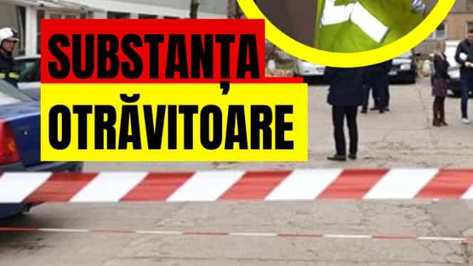 S-a descoperit substanța otrăvitoare folosită la Timișoara. Incredibil ce au putut să folosească în scara blocului