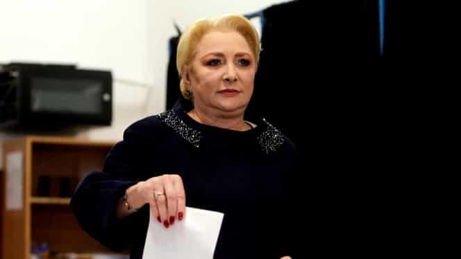 """Comisia Europeană, ironii pentru Viorica Dăncilă după rezultatul alegerilor: """"Deci ăștia au fost la vot"""""""