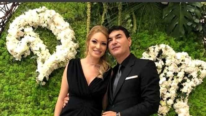 Cristi Borcea va fi tată pentru a 8-a oară! Valentina Pelinel este însărcinată