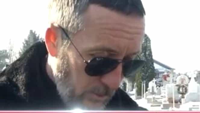Meme Stoica și-a înmormântat tatăl! Mesajul dureros transmis de la mormânt: Îl sunam după fiecare meci