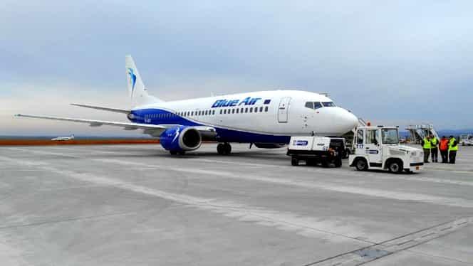 Aproape de tragedie! Un avion care a decolat de pe Otopeni de la o companie low-cost a aterizat de urgenţă