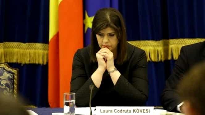 """Va deveni Codruţa Kovesi procuror-şef european? Anunţul unui europarlamentar: """"Regulile sunt foarte clare"""""""