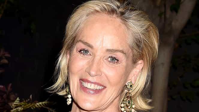"""Sharon Stone, după accidentul cerebral suferit: """"Mi-a luat șapte ani"""""""