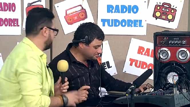 Îl mai ții minte pe Tudorel Popa, omul-bormașină de la Românii au talent? Fostul concurent îi distrează acum pe oameni din izolare