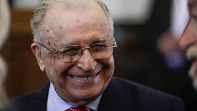 Ce pensie are Ion Iliescu! Fostul președinte al României încasează o sumă uriașă