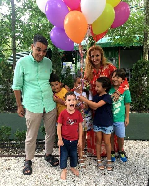 Cum a ajuns să arate acum Oana Turcu! Soția lui Cristi Brancu s-a transformat total după ce a devenit mamă