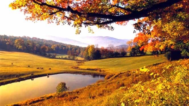 Prognoza meteo 11 octombrie. Vremea devine frumoasă în toată ţara