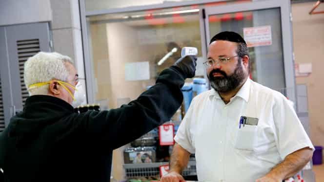 Creștere spectaculoasă a îmbolnăvirilor în Israel. Se fac cel puțin 3.000 de testări pe zi
