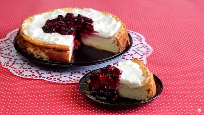 Cheesecake, în 10 minute. Cele mai simple și rapide rețete