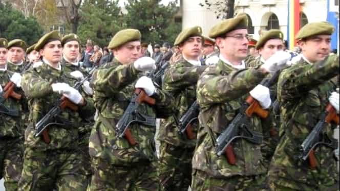 ANUNŢ ŞOC de la ARMATĂ! Tinerii români au primit vestea de la ministrul DUŞA!!!