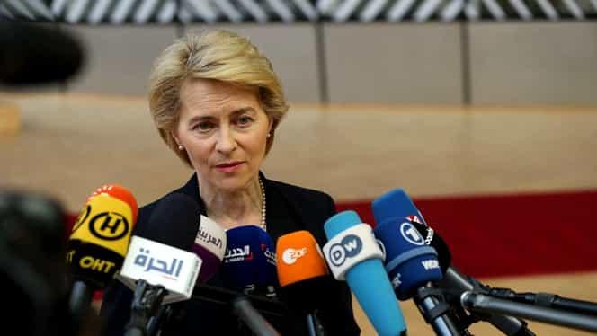 Comisia Europeană pentru perioada 2019 – 2024 a fost votată în plenul Parlamentului European
