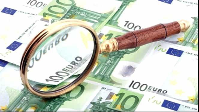 Curs BNR: Euro creşte după atentatele din Belgia