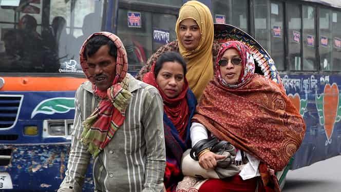 50 de oameni au murit în Bangladesh, după un val de aer polar! Cele mai scăzute temperaturi din ultimii 50 de ani