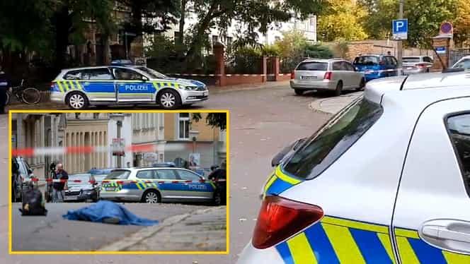 Atac armat la o sinagogă din Germania. Două persoane au decedat. Un suspect arestat