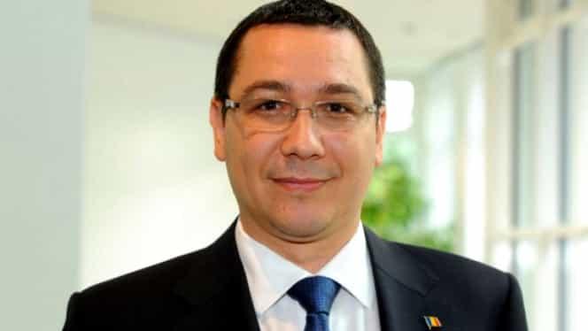 """Ponta, despre referendum: """"Dragnea şi Băsescu! PSD, PNL şi PMP vor deconta politic"""""""