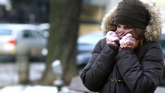 Prognoza meteo 25 ianuarie. Gerul se mai domoleşte puţin!
