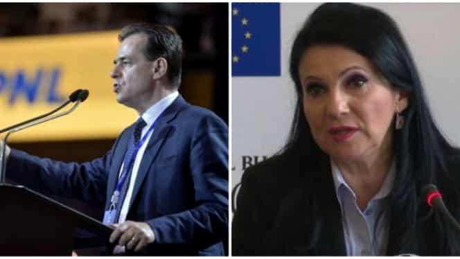 """Sorina Pintea şi Ludovic Orban, schimb dur de replici pe tema rezidenţiatului: """"Să citească legislaţia"""""""