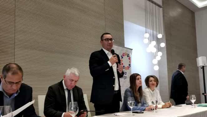 """Marcel Ciolacu nu îl vrea înapoi pe Victor Ponta: """"Nu are ce căuta în PSD"""""""