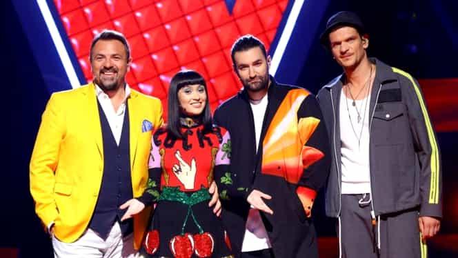 Emisiunea Vocea României Live pe Pro TV, ediția de vineri, 18 octombrie