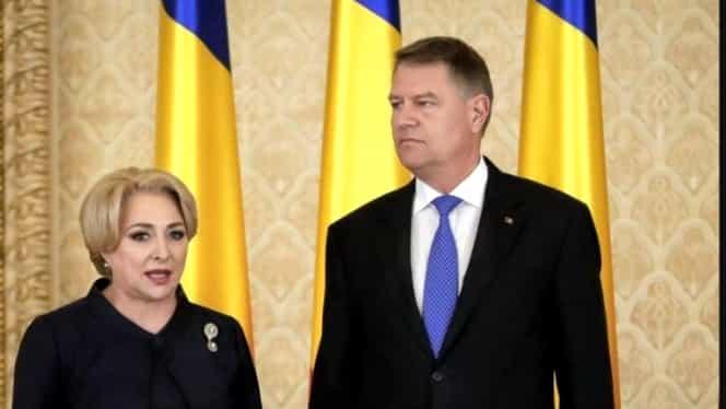 Viorica Dăncilă: Nu știu dacă aș semna o acuzație de înaltă trădare la adresa lui Klaus Iohannis