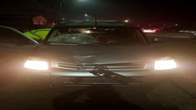 Accident înfiorător în Cluj! Tânără spulberată pe trecerea de pietoni. Șoferul avea 82 de ani. Video cu puternic impact emoțional
