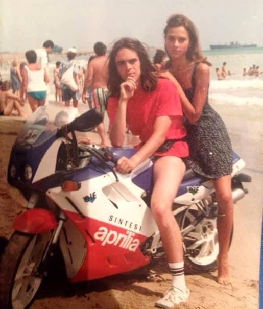 Cum se fotografia Iulia Vântur în tinereţe, pe când era model. Salman Khan ar vrea ca imaginile să dispară de pe internet