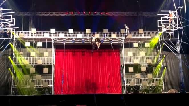 O acrobată a murit după ce a căzut pe scenă de la înălțime! Tragedia s-a petrecut în fața spectatorilor. Ce s-a întâmplat