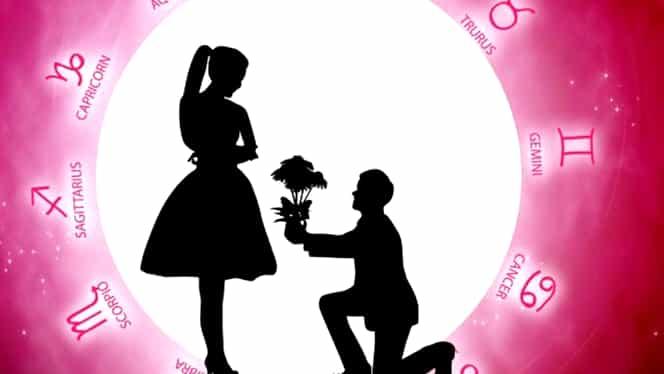 Horoscop 14 februarie. O zodie va jubila de Valentine's Day